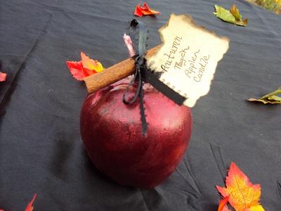 как сделать любовный приворот с помощью яблока?